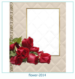 flower Photo frame 2014