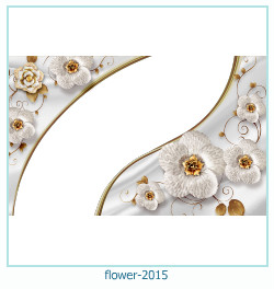 flower Photo frame 2015