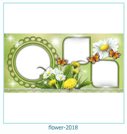 flower Photo frame 2018