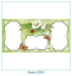 flower Photo frame 2019