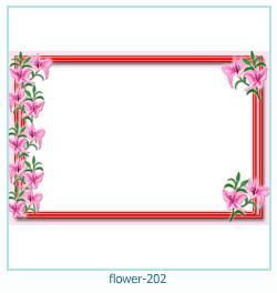 फूल फोटो फ्रेम 202