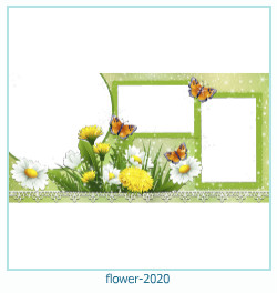 flower Photo frame 2020