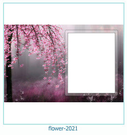 flower Photo frame 2021