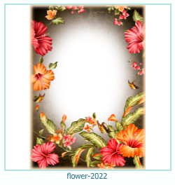 flower Photo frame 2022
