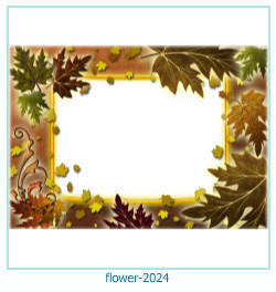 flower Photo frame 2024