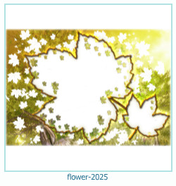 flower Photo frame 2025