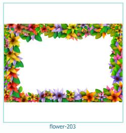 फूल फोटो फ्रेम 203