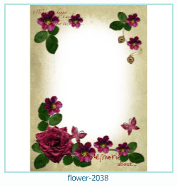 flower Photo frame 2038