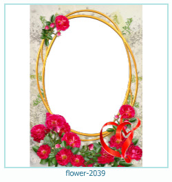 flower Photo frame 2039