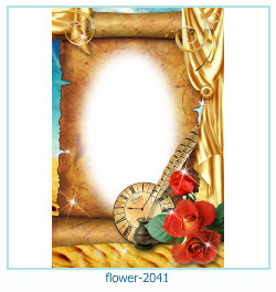 Kwiat ramki 2041