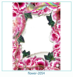 flower Photo frame 2054