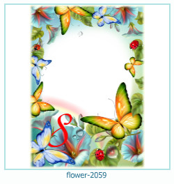 flower Photo frame 2059