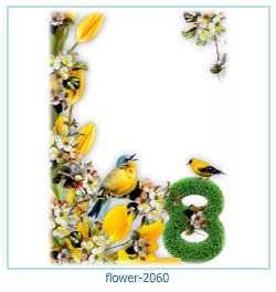 flower Photo frame 2060