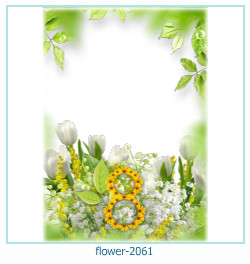 flower Photo frame 2061