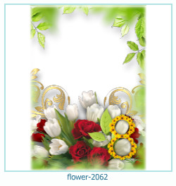 flower Photo frame 2062