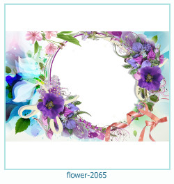flower Photo frame 2065