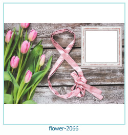 flower Photo frame 2066
