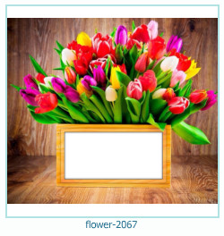 flower Photo frame 2067