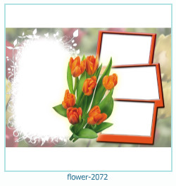 flower Photo frame 2072