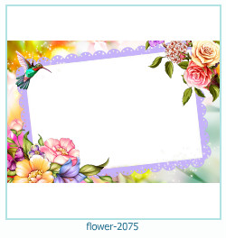 flower Photo frame 2075