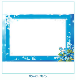 flower Photo frame 2076