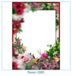 flower Photo frame 2080
