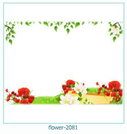 цветок Фоторамка 2081