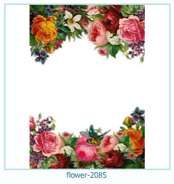 flower Photo frame 2085