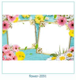 цветок Фоторамка 2091
