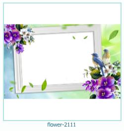 fleur Cadre photo 2111