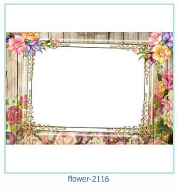 फूल फोटो फ्रेम 2116