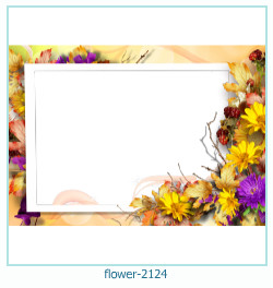 फूल फोटो फ्रेम 2124