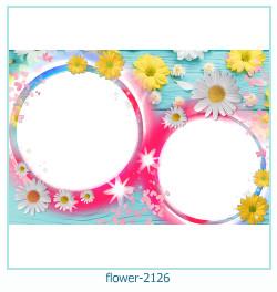 फूल फोटो फ्रेम 2126
