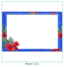 flower Photo frame 216