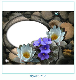 flower Photo frame 217