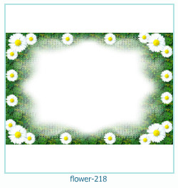 flower Photo frame 218