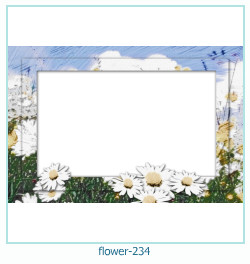 flower Photo frame 234