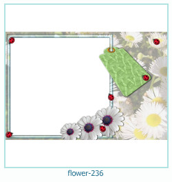 flower Photo frame 236
