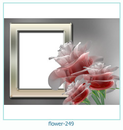flower Photo frame 249