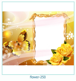 flower Photo frame 250