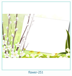flower Photo frame 251