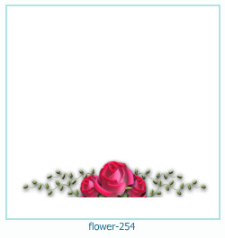 flower Photo frame 254