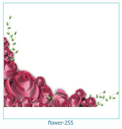 flower Photo frame 255