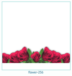 flower Photo frame 256