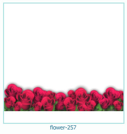 flower Photo frame 257
