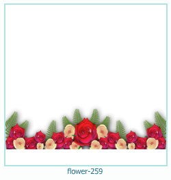 flower Photo frame 259