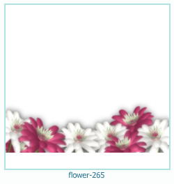 flower Photo frame 265
