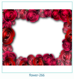 flower Photo frame 266