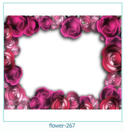 flower Photo frame 267