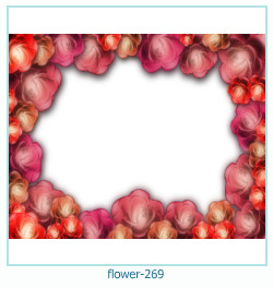 flower Photo frame 269